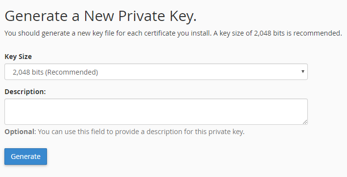 generate-private-key