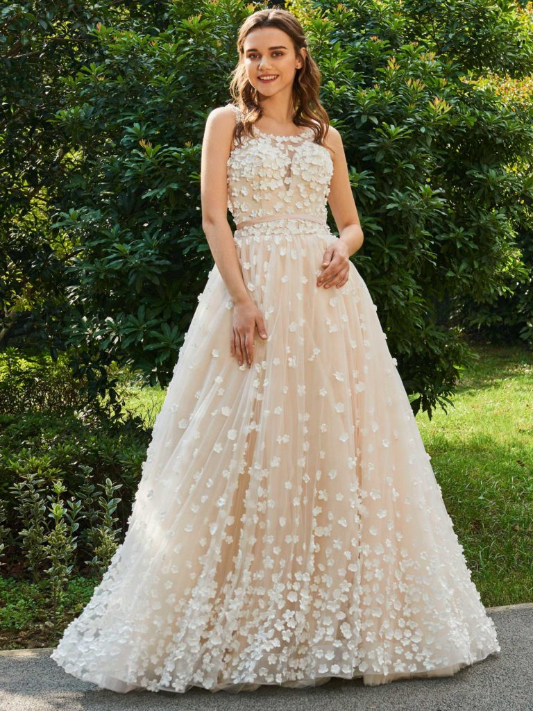a-line-wedding-gown