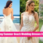 15 Famous Beach Wedding Dresses Collection 2019 - Save Up To 83%